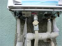 ガスコンロ・給湯の工事例3